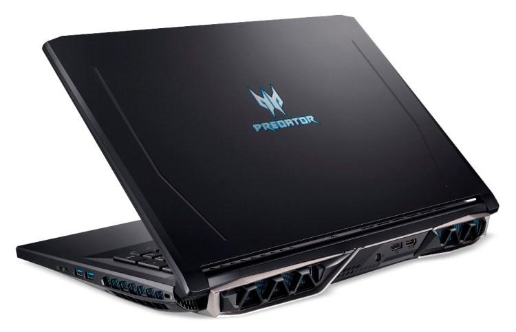 Acer Predator Helios 500 este disponibil in Romania