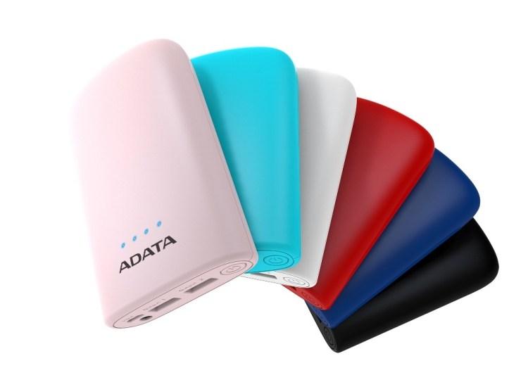 ADATA lanseaza o gama noua de baterii externe