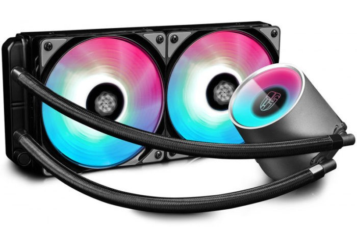 Review cooler all-in-one Deepcool Gamer Storm Castle 240 RGB