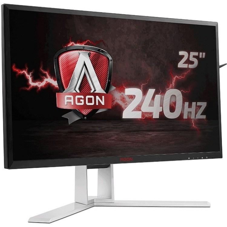 AOC AG251FZ - monitor cu 240Hz la pret accesibil