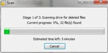 Progress Scanning File