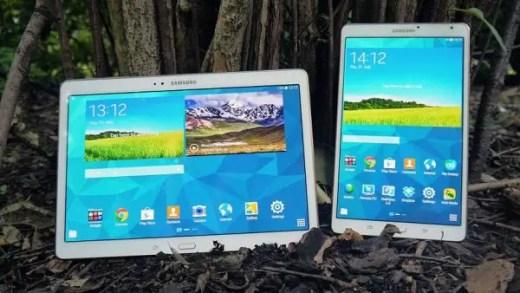 Desain Samsung Galaxy Tab S2