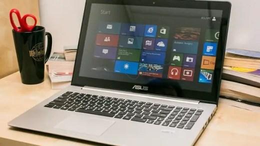 Asus VivoBook TP200SA Design