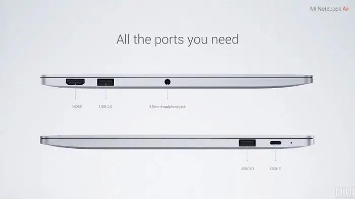 Harga Xiaomi Notebook Air