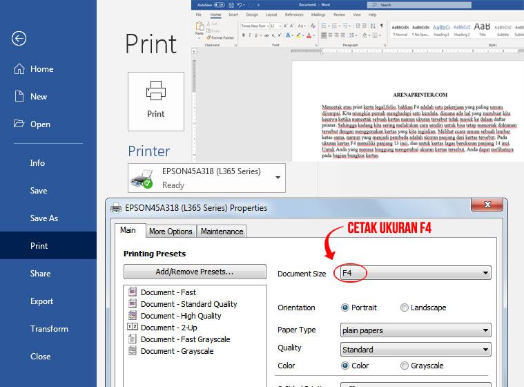 Tips-cmencetak-ukuran-F4-di-Microsoft-word-