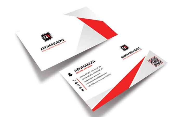 Classy Business Card Template