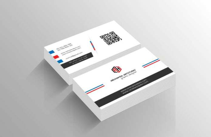 How to make a business card template in adobe illustrator cc make a business card template reheart Image collections