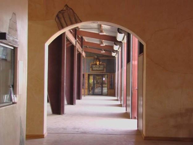 Inside Entryway
