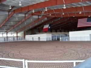 Warm Up Arena (110 x 195)