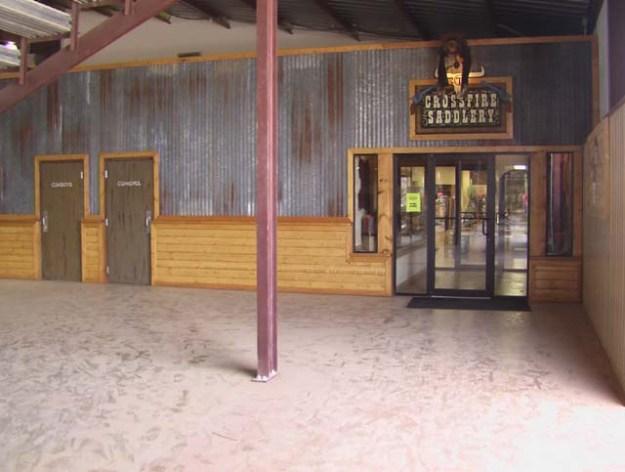 Saddle Shop/ Gift Shop