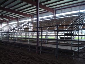 Sabine County Expo Center Seating