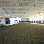 Inside Arena 4