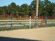 Arena Fence