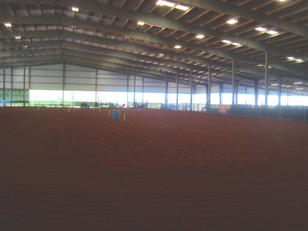 Back arena