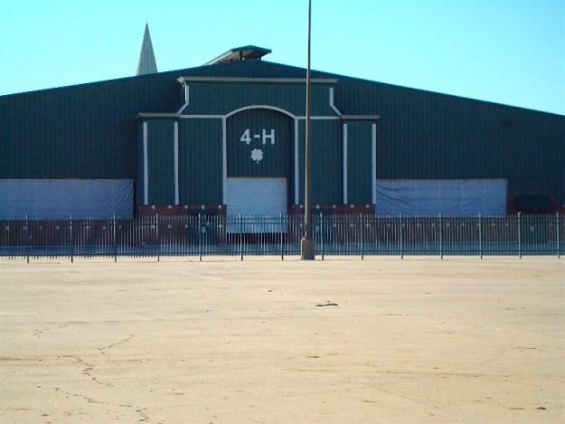 Stockshow arena