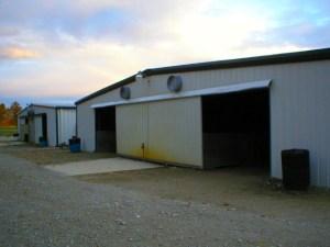 Rear of Stalls