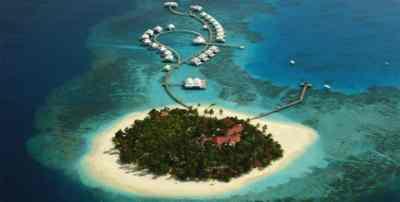 Resort Thudufushi Diamonds in Maldives Country, Maldives ...