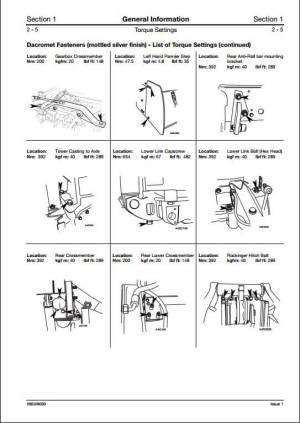 JCB 3170,3190,3200,3220,3230 Fastrac Service Repair Manual