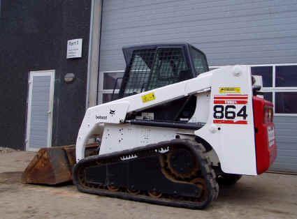 Bobcat 864 High Flow Skid Steer Loader Service Repair
