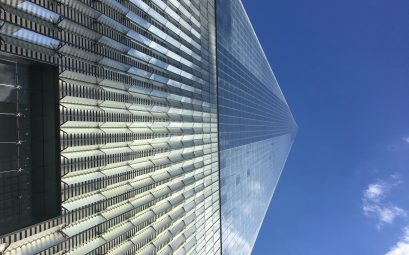 edificio infinito-One World Observatory