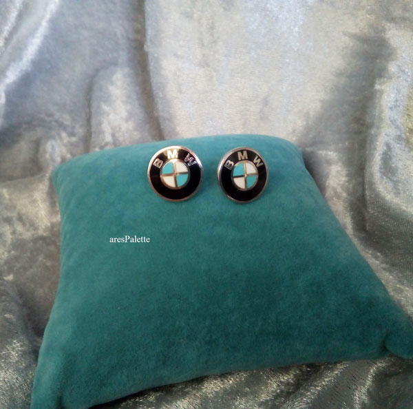 bmw earrings  bmw jewelry   bmw ohrring   arespalette car jewelry 2