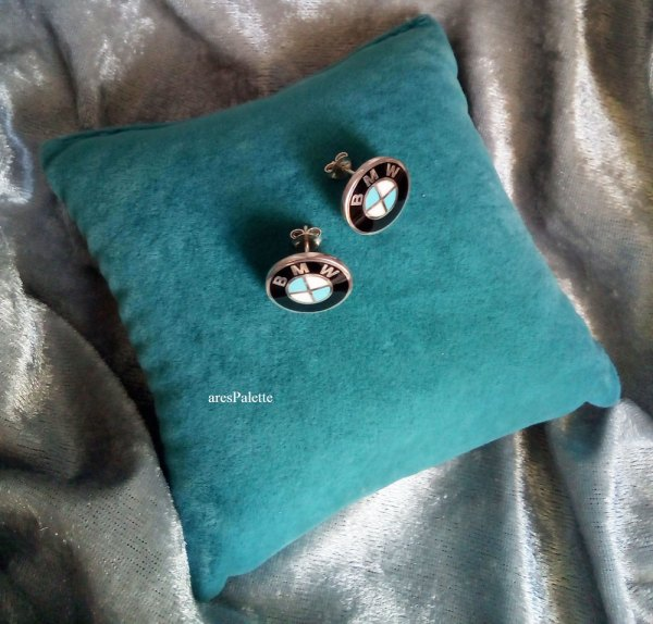 bmw earrings  bmw jewelry   bmw ohrring   arespalette car jewelry 7