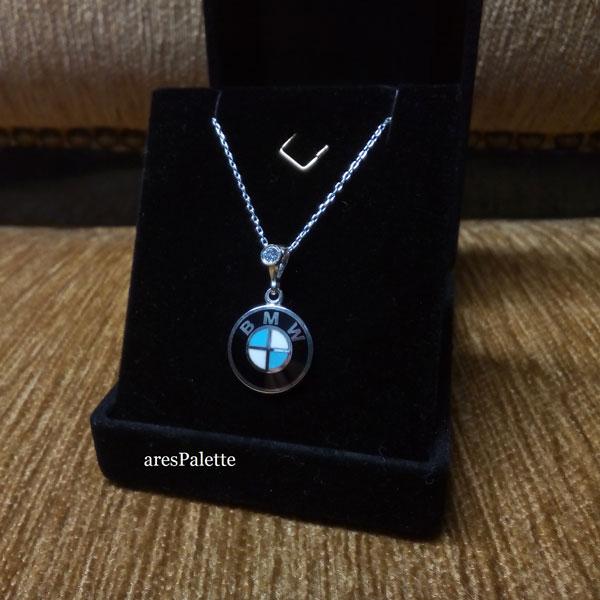 BMW Necklace