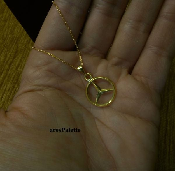 mercedes benz necklace mercedes jewelry 6 min