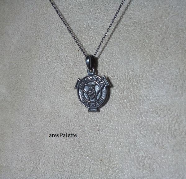 scania necklace  scania vabis pendant  scania vabis jewelry   arespalette