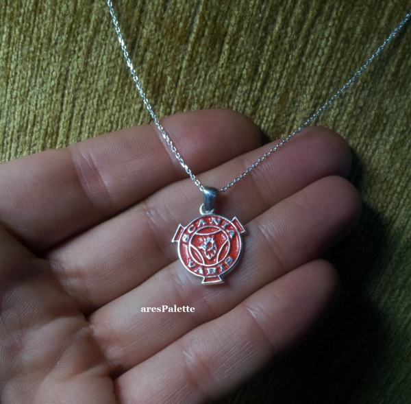 scania vabis necklace scania necklace vabis necklace red scania 3 min