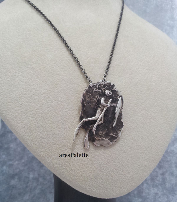 Spearfishing Necklace