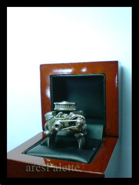 v8 ring 11