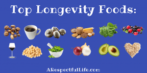 Top Longevity Foods