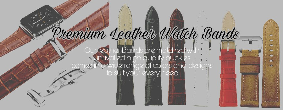 featured image for leather straps