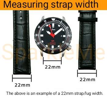measure strap width