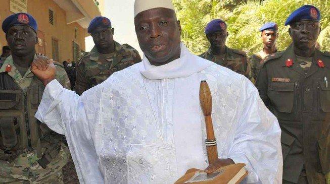 Kasar Gambia za ta sayar da jiragen Jammeh domin biyan bashi