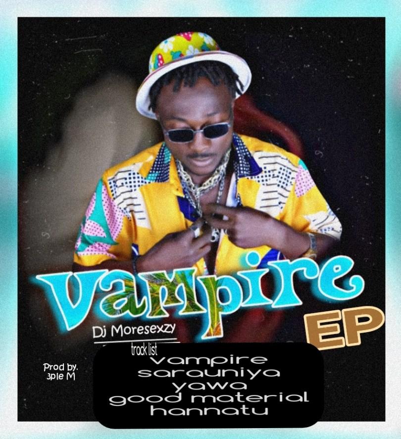 ALBUM: Moresexzy - Vampire