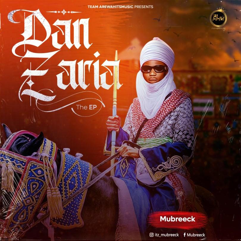 ALBUM/EP: Mubreeck - Dan Zaria (EP)