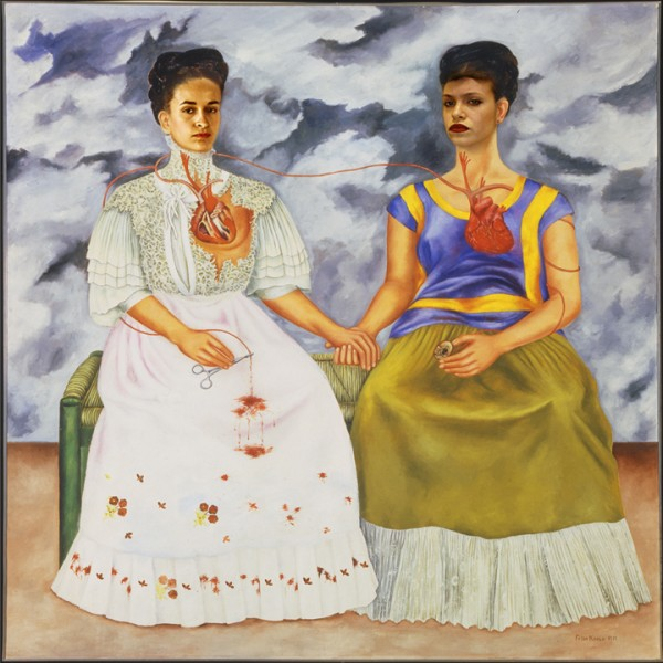 Are You My Other as the Two Fridas