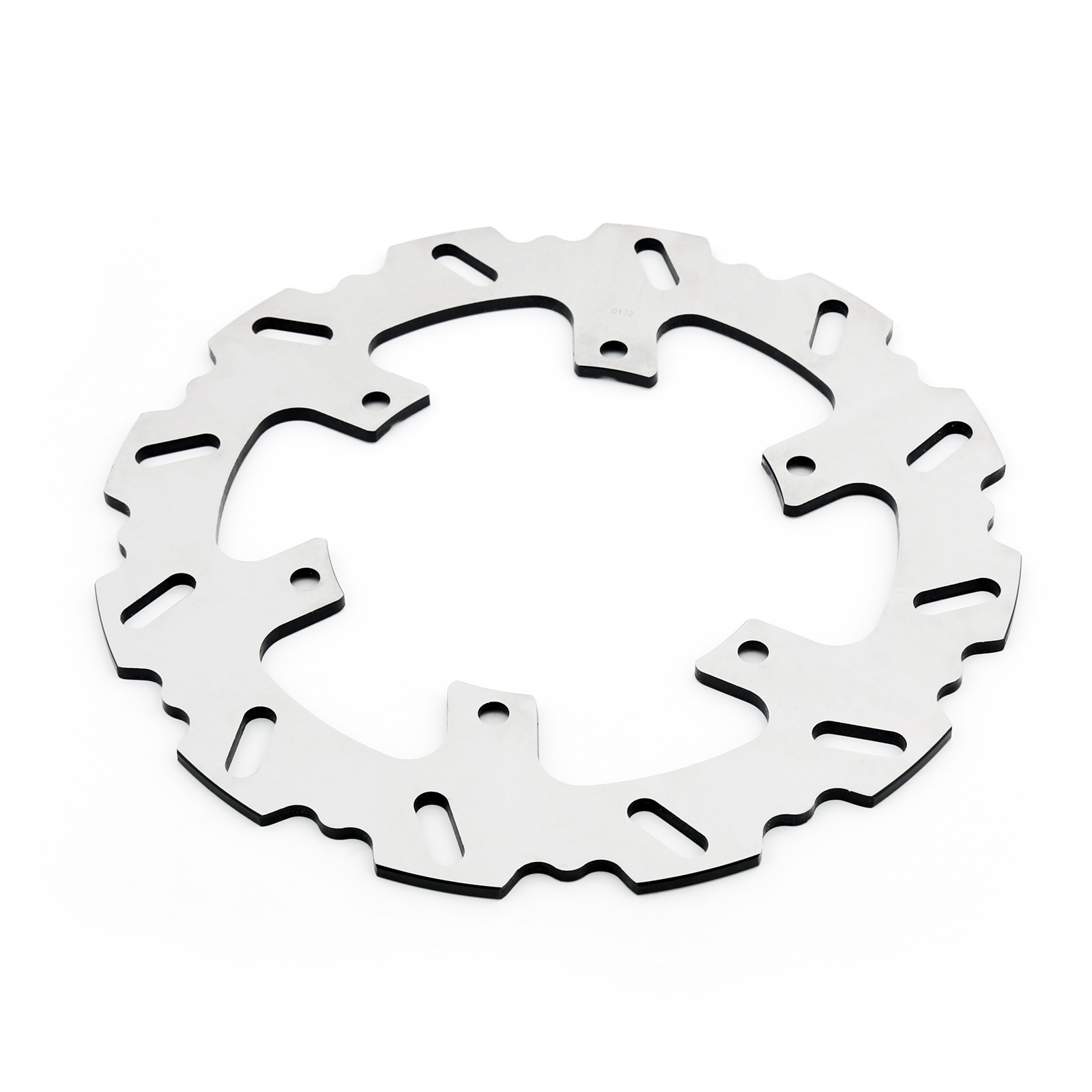 Rear Brake Disc Rotor For Yamaha Fz X 750 Xj900 Fzr Fzs