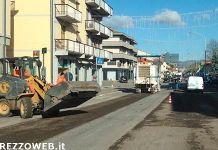asfalto lavori strade