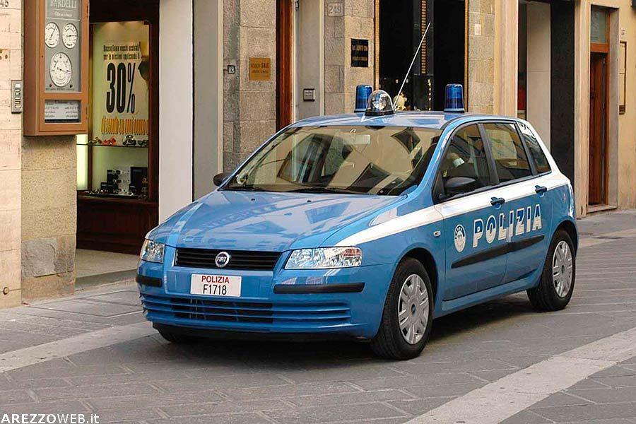 Arrestato dalla Polizia straniero che si era presentato per ...