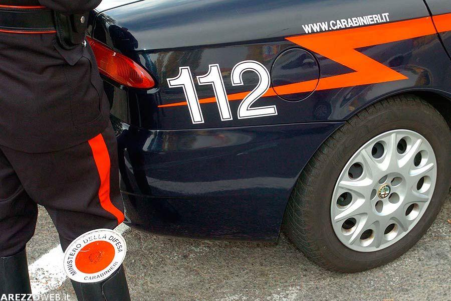 San Giovanni Valdarno: Nove persone denunciate dai Carabinieri