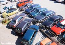 Auto - parcheggio
