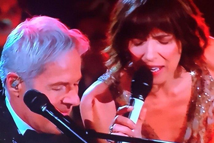 Claudio Baglioni duetta con Giorgia