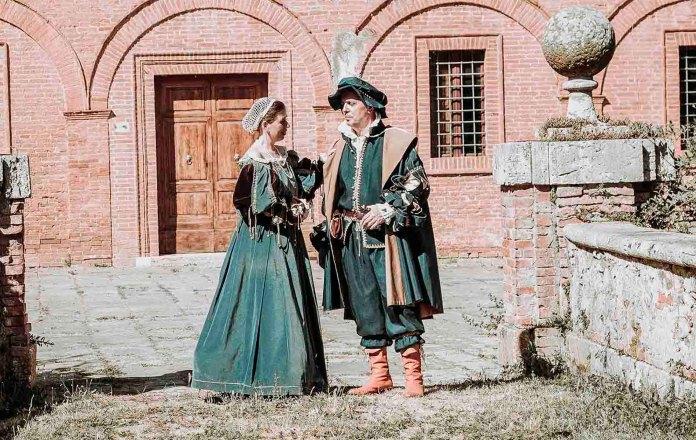 Scannagallo - Il Granducato a Palazzo