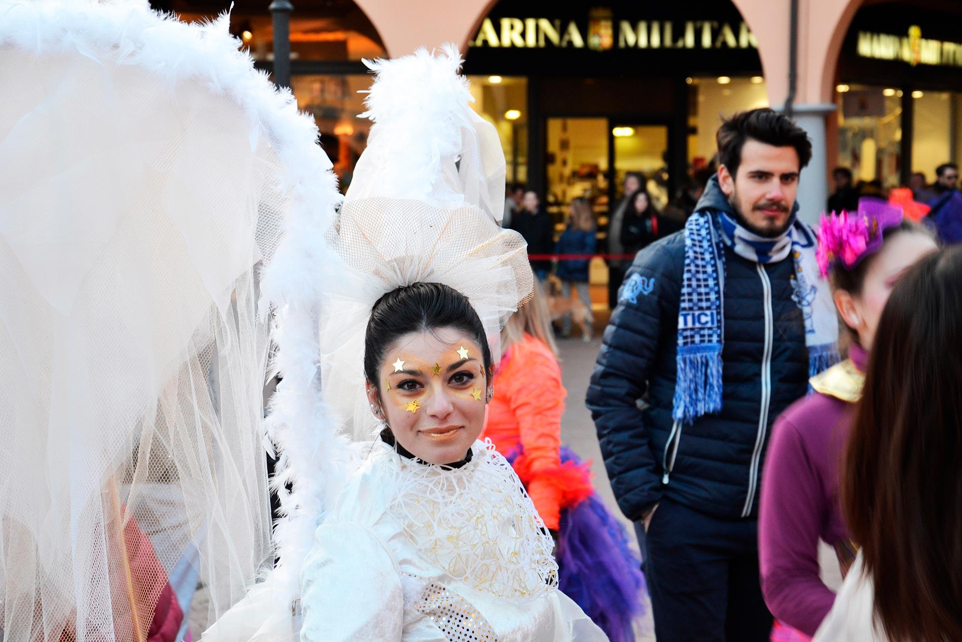Carnevale outlet village Foaino