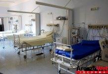 ospedale malati febbre