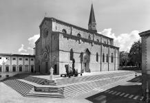 Sacrato del Duomo di Arezzo