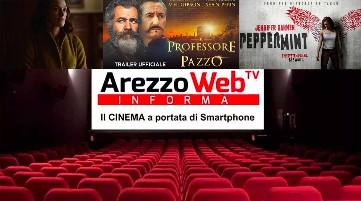 Il Cinema a portata di Smartphone, le uscite di questa settimana